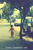 Childhood is a lost shoe.. by straightfromcamera