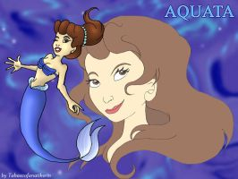Sea Princesses: Aquata by Tabascofanatikerin