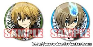 KHR : DINO and BASIL pins by MaowDao
