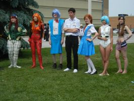 Anime North 2012 - Evangelion Cosplay by jmcclare