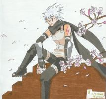 Abandoned Warrior -Kakashi- by o0bubbleheadz0o