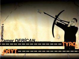 typo tamer derican by omerfarukciftci
