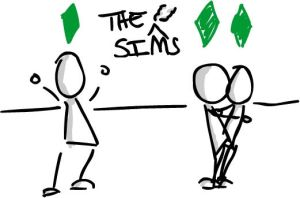 The Sims by AlwaysPuft11