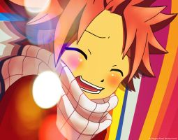 Re: Natsu Dragneel by Magma-Claw