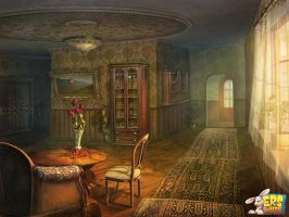 ERS Game Studios - Haunted Legends 3 - Room by deArcane