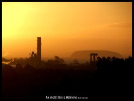 An Industrial Morning by danielcraggs
