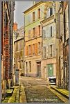Nevers Street I by Arte-de-Junqueiro