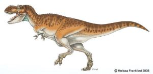 Tyrannosaurus concept by mmfrankford