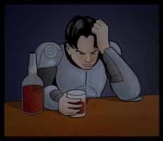 MAX: Drinking Alone by Hyaroo