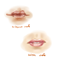 Lips by pic-a-day