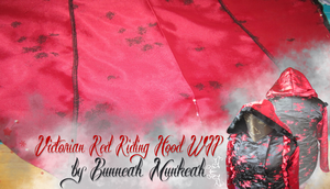 Stage 11: Victorian Red Riding Hood by Bunneahmunkeah