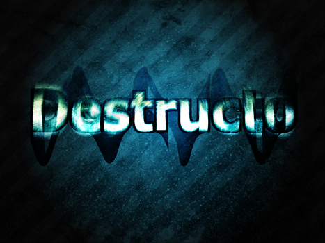 Destructo Grunge by D3struct0
