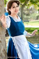 :Song as old as rhyme- Belle: by Lil-Kute-Dream