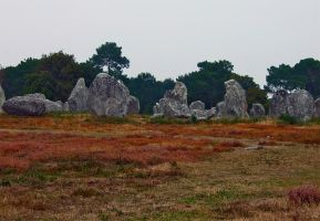 Standing Stones by ScraNo