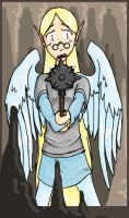 Abdiel by gryphflame