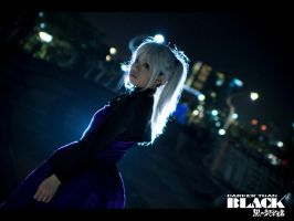 Darker Then Black - Yin by Bakasteam