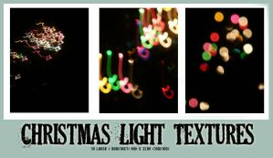 Christmas Light Textures. by bestraw