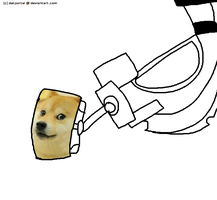 GLaDOGE and join.me by robogore