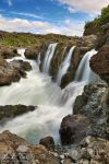 Barnabafoss, Iceland by Nightline