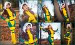 Rogue Cosplay Collage by AmmieChan