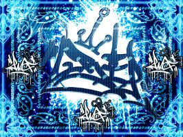 Crip Wall Paper by Mass-Creation