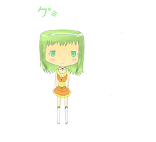 Gumi I guess.. by Chiimeii