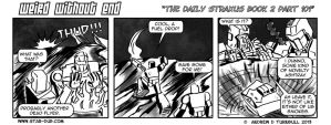 The Daily Straxus Book 2 Part 101 by AndyTurnbull