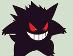 .:Base 10:.Gengar by Allons-y-bases