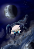 Soul Ghost wolf LOL by neo8833