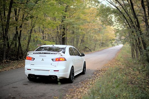 Lancer Ralliart by captg