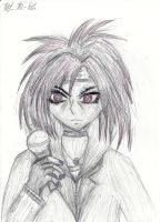 itachi as a j rock singer by Ted-The-Fish