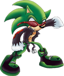 Scourge Remastered by Sonic140