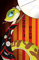 It's your year, master viper. by razamatzu