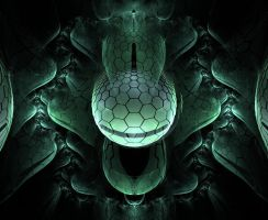 Anicent Orb by Karkan