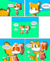 A Taiream Valantines Comic by Toad900