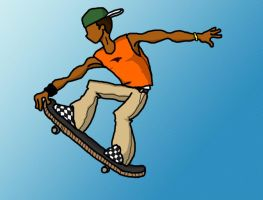 Sk8r Boi by DPencilPusher