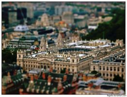 Part of London by Flagelle