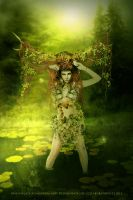 ..::Swamp Fairy::.. by Yosia82