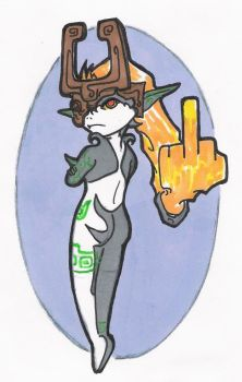 Midna by PaiwaYunder7