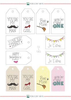 Valentine's Day_free printable by Copper-Moon