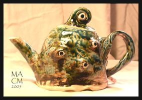 Slime-monster Teapot 3 by Frost-indri
