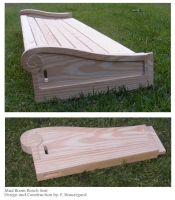 Bench Seat by Built4ever