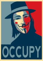 OCCUPY by GriftersArt
