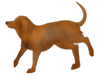 Coonhound by Wolvenmare