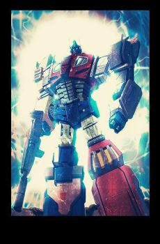 Optimus Maximus by LivioRamondelli