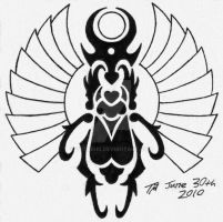 Scarab by Tyxerus