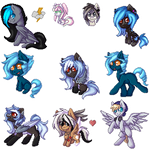 Icon pack 7 by Coffee-Pony