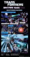 SG comic Shattered Matrix by shatteredglasscomic