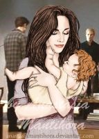 Renesmee's Dreams by AnastasiaMantihora