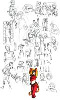 Sketch Compilation by Mayeko